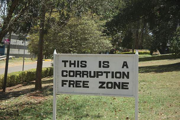 stop coruptie