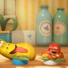 larva funny video