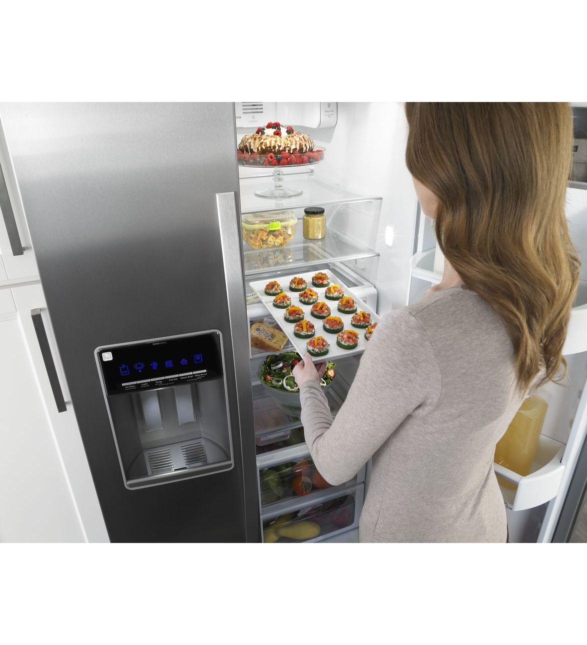 whirlpool frigider smart
