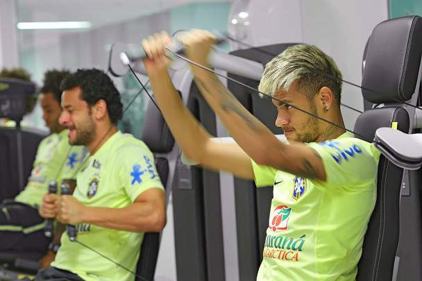 Neymar World Cup Brazil