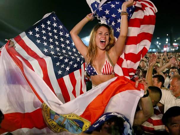 fete sexy america
