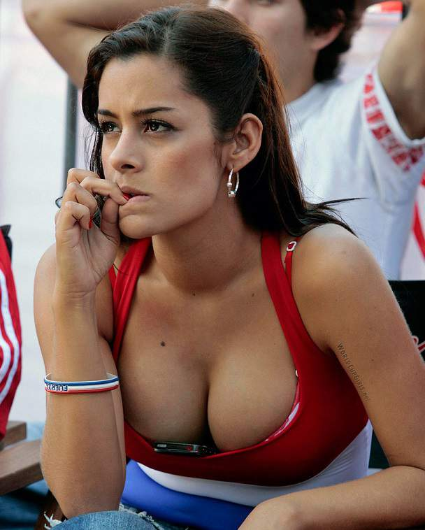 fete sexy paraguay