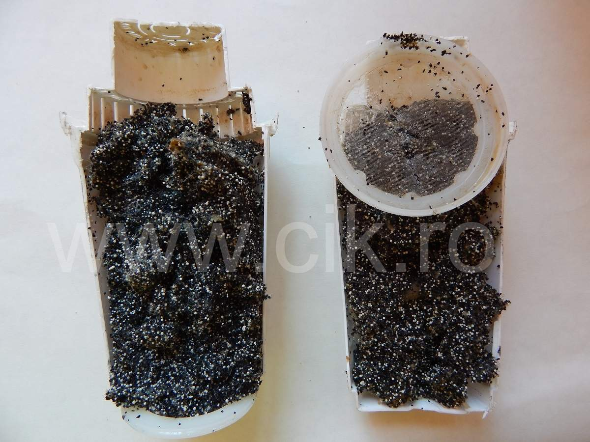 filtru apa folosit