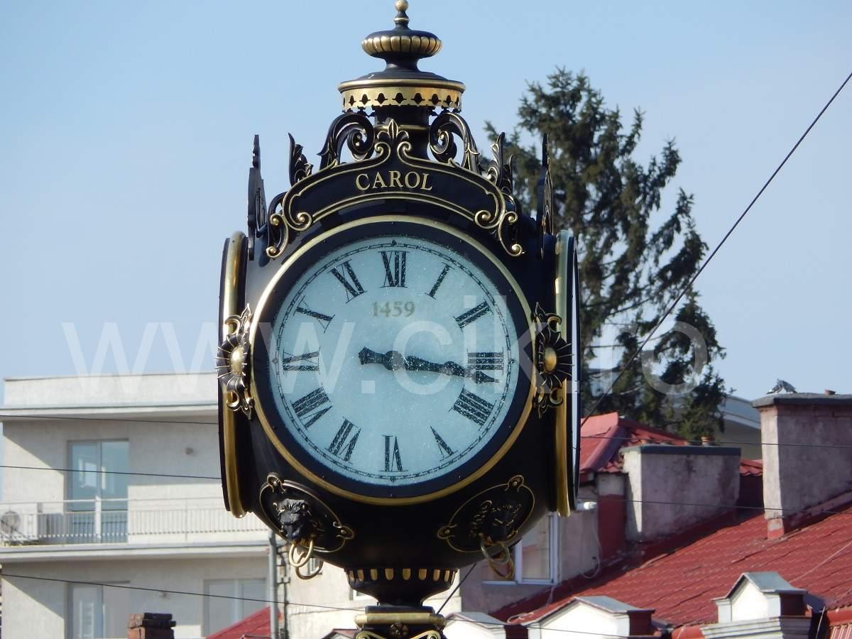 parcul carol ceas