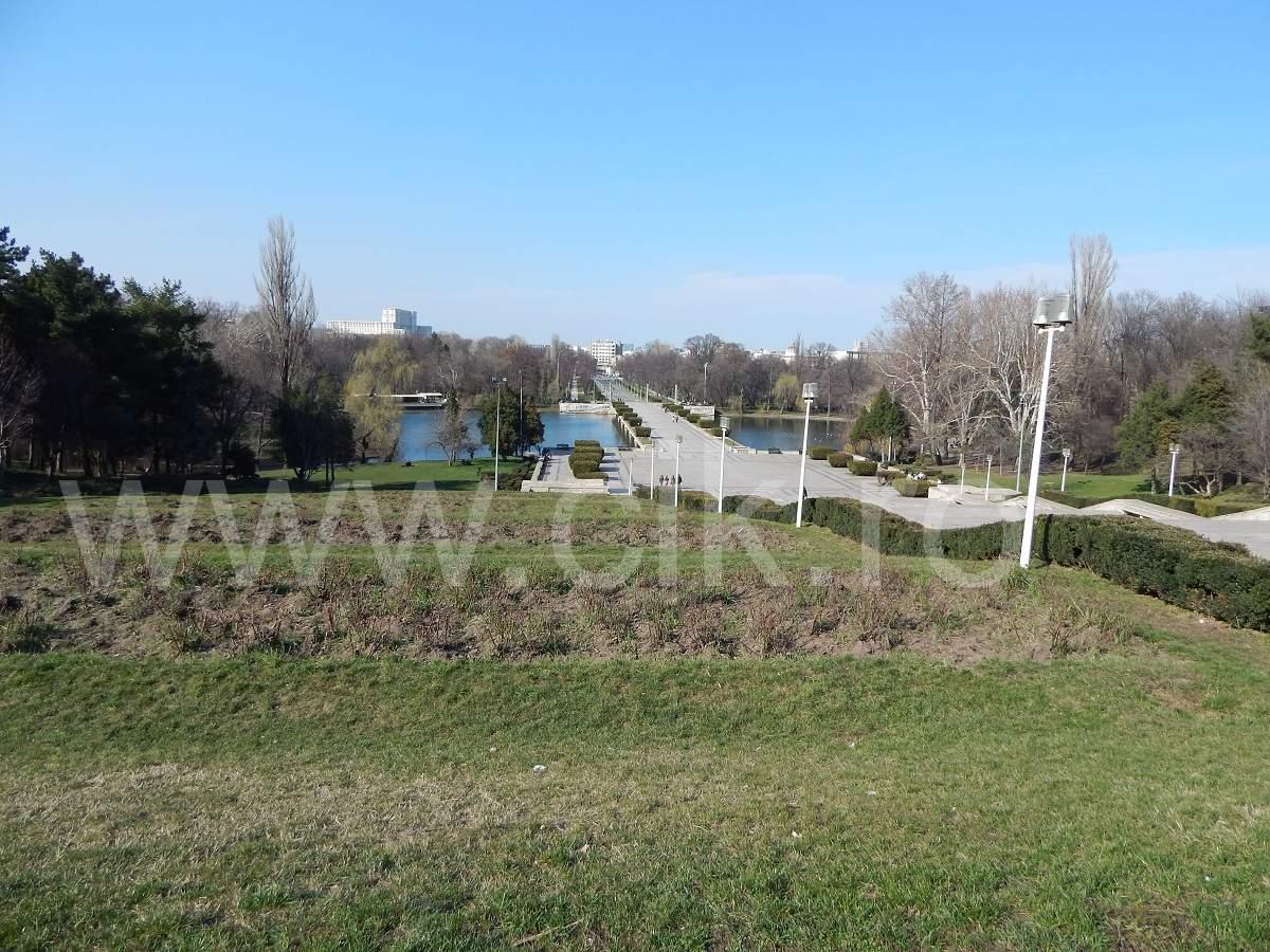sanie parcul carol