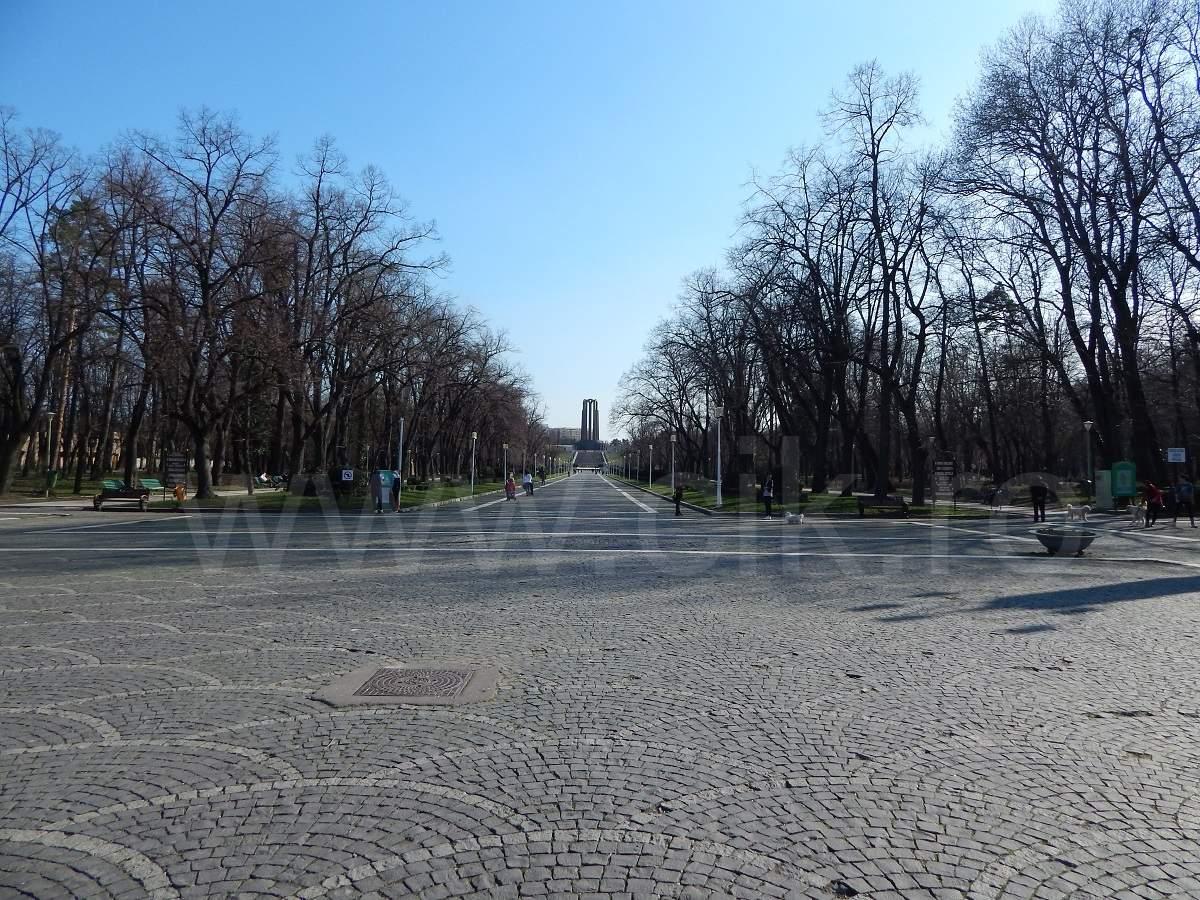 intrare parcul carol