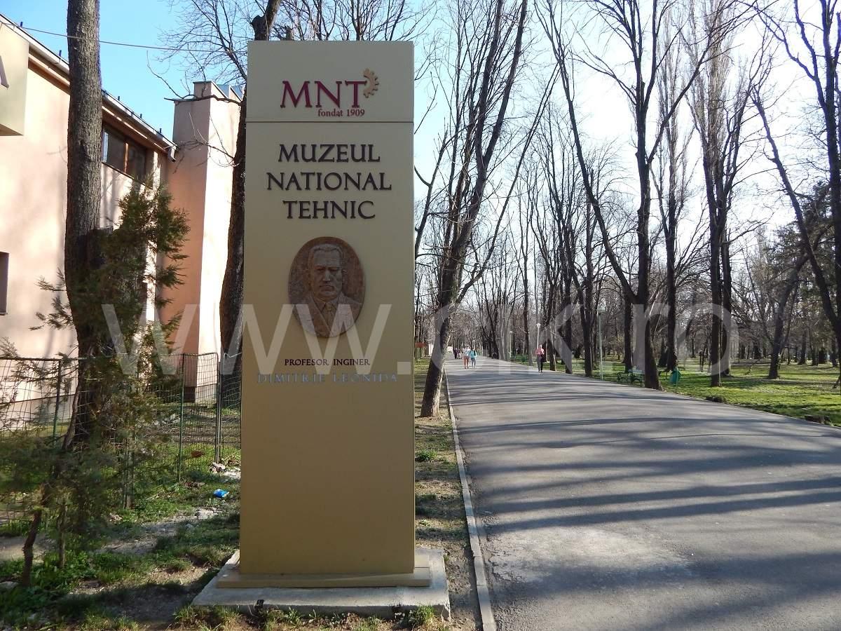 muzeul tehnic parcul carol