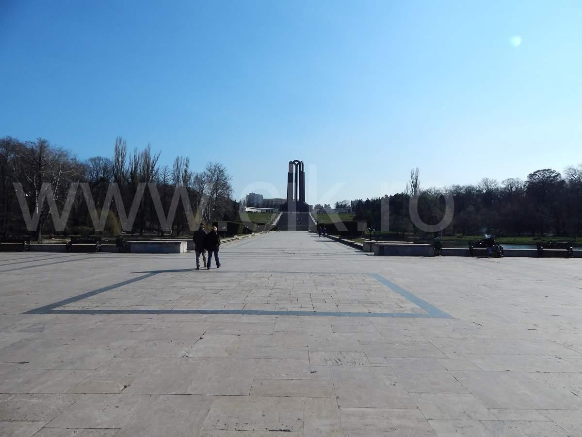 inspre mausoleu parc carol