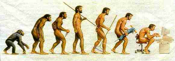 evolutie oameni