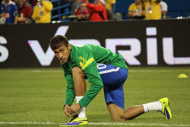 neymar jr wc 2014