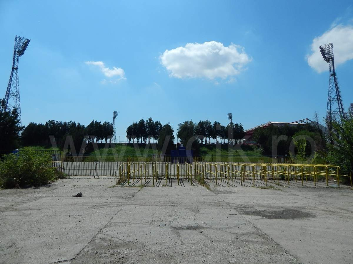 stadion steaua peluza nord