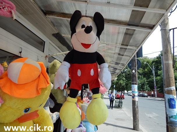 mickey mouse jucarii din plus
