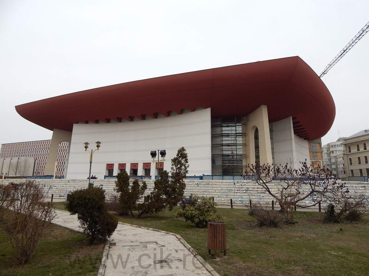 teatrul national ion luca caragiale