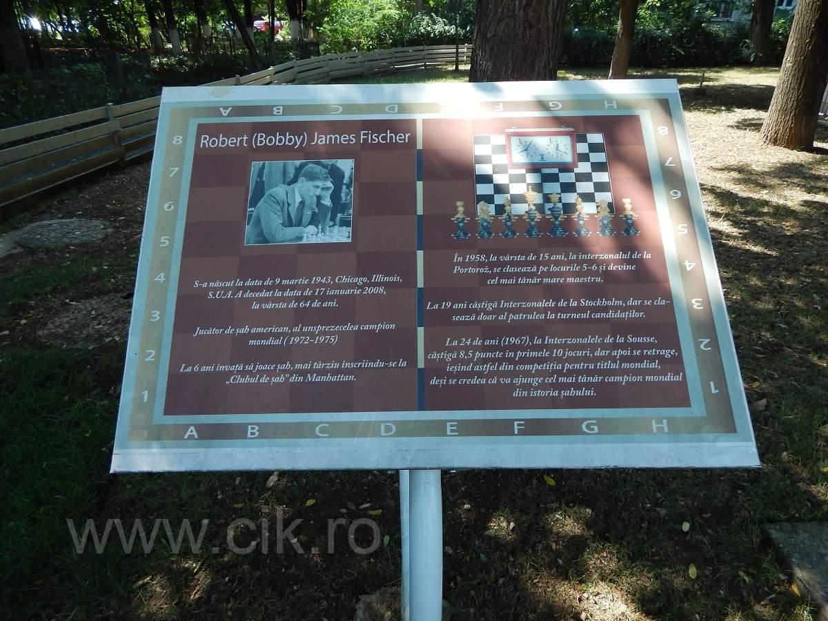 Robert Bobby James Fischer