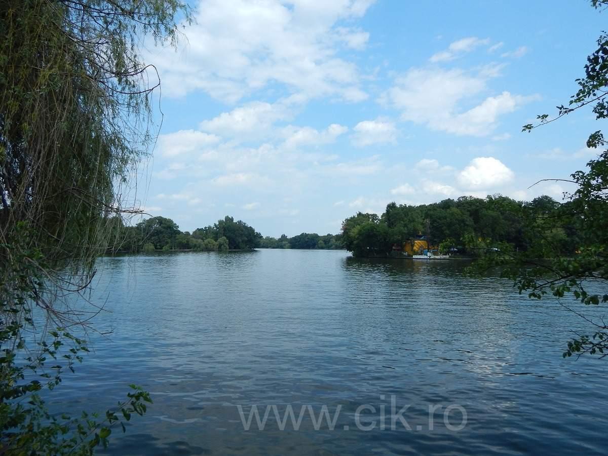 lac parc herastrau