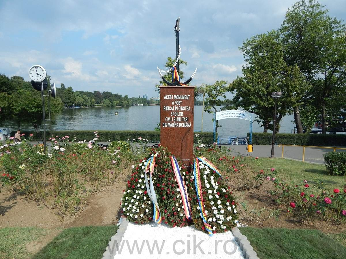 monument parc herastrau