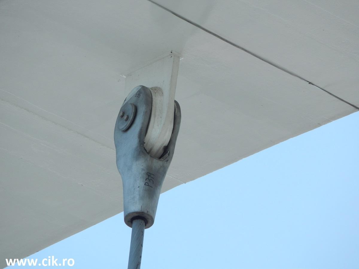 cablu pod Grozavesti