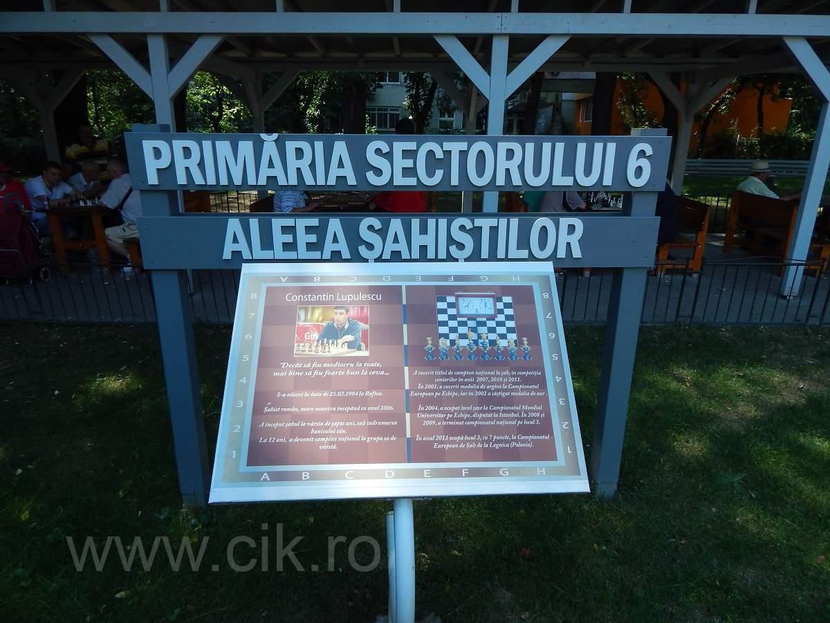 Aleea Sahistilor