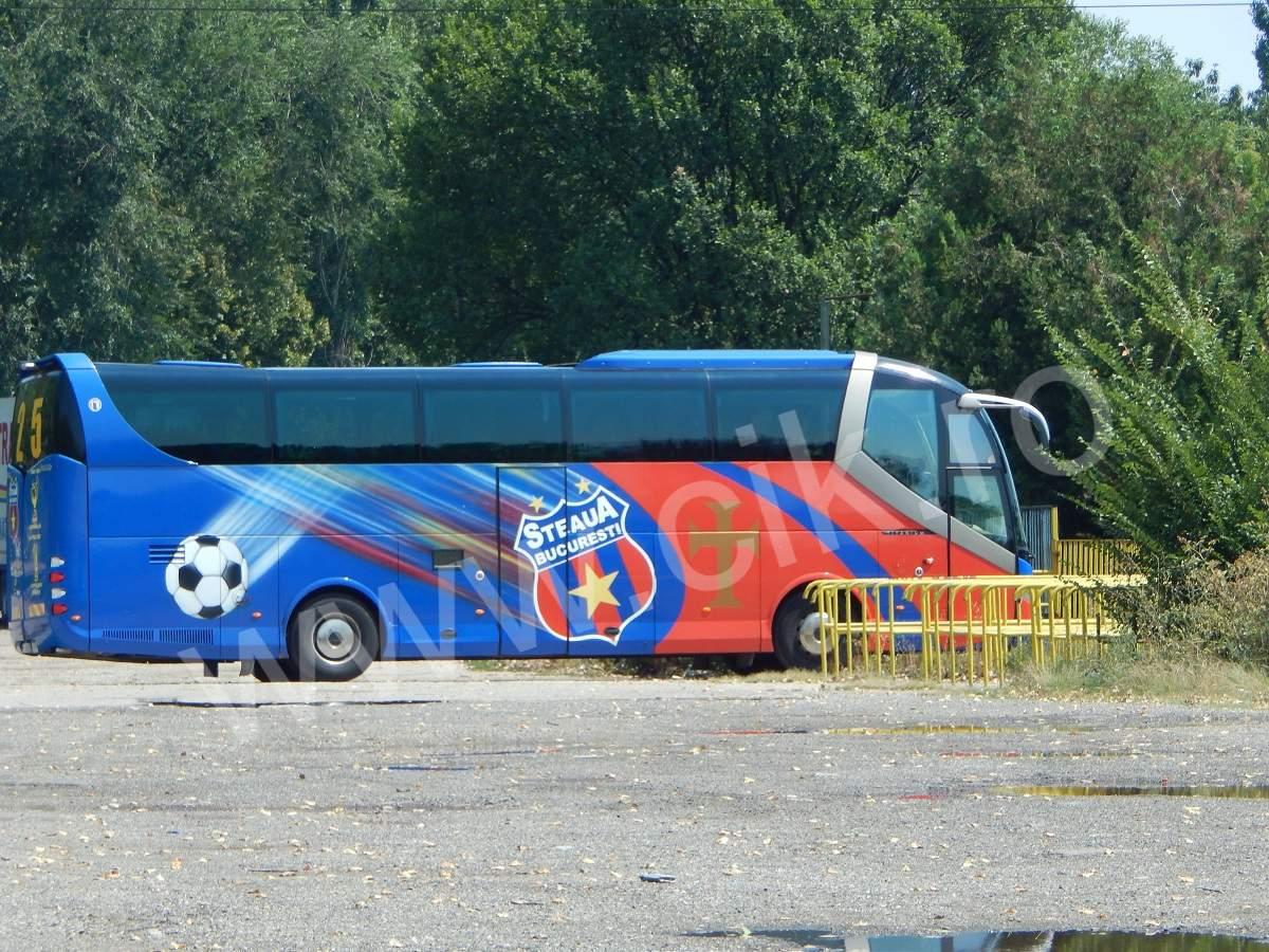 autocar steaua ghencea