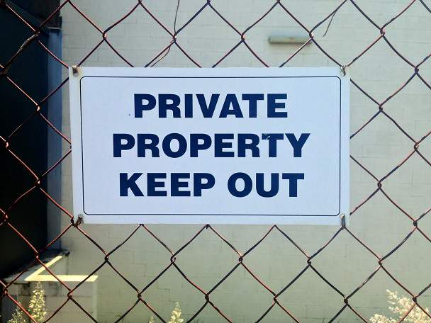 proprietate privata