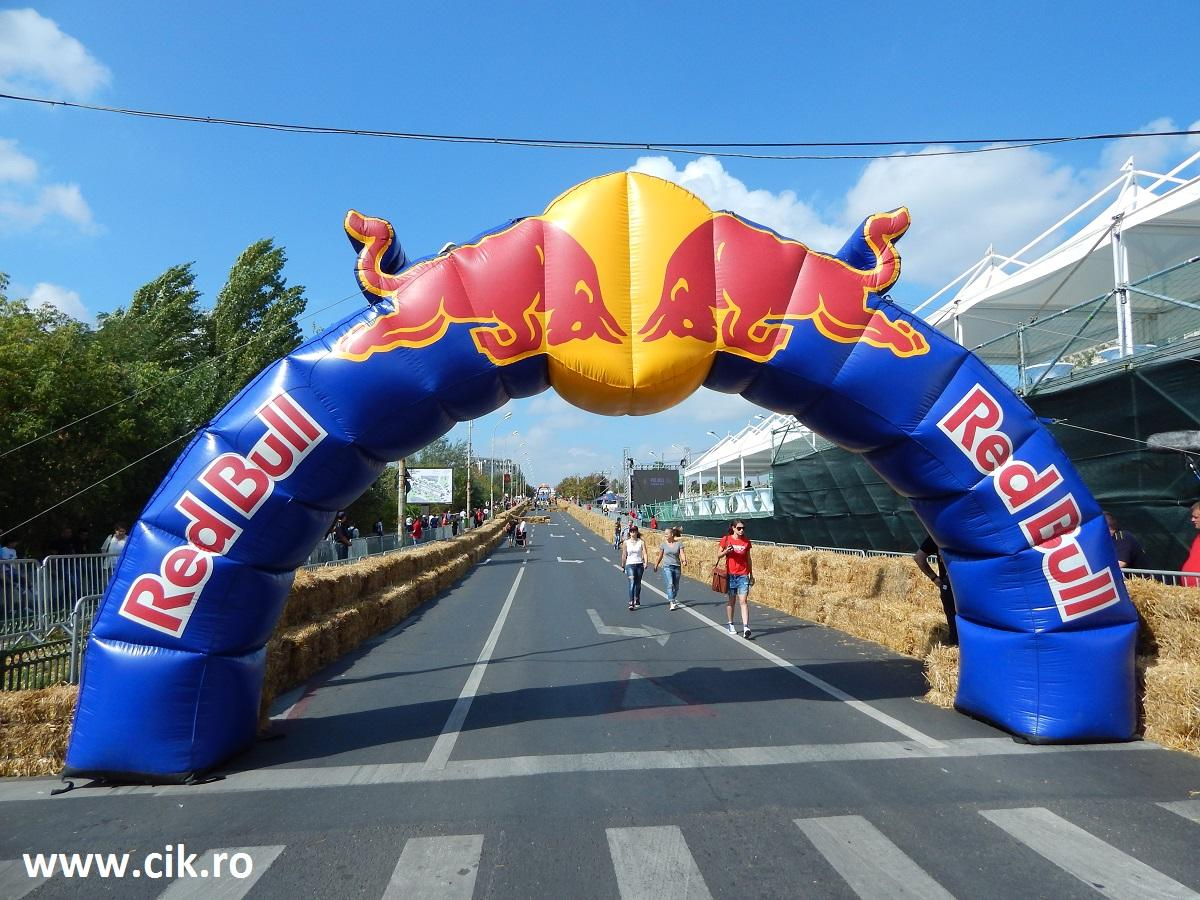 Red Bull Soapbox intrare
