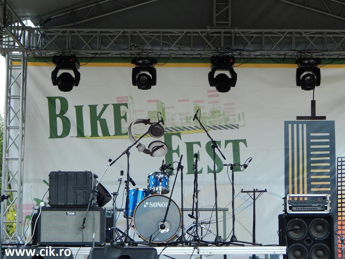 bike fest scena