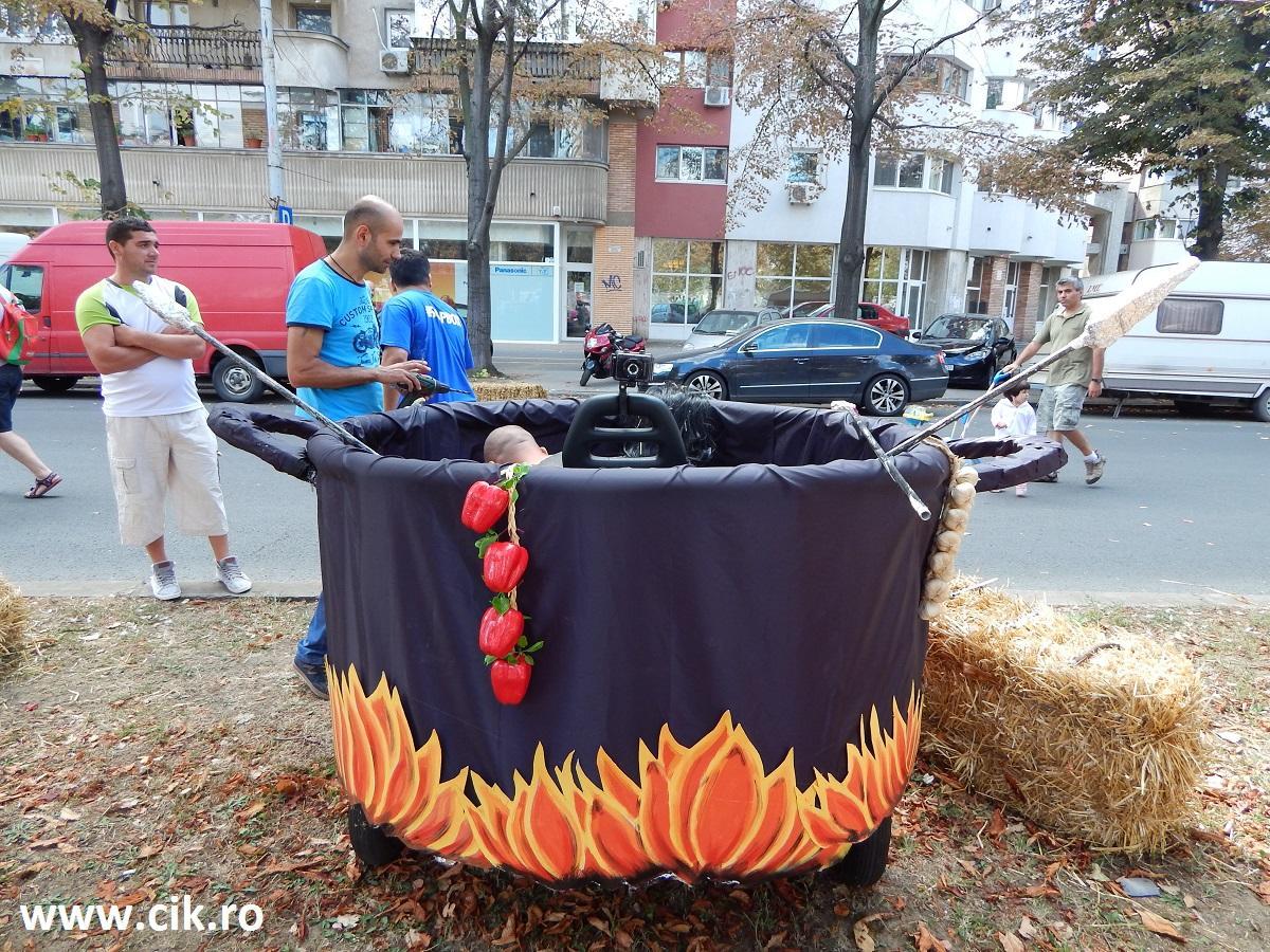 Red Bull Soapbox oala pe foc