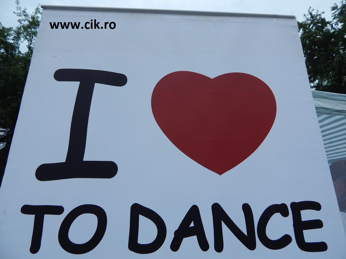 Creative Fest  I love to dance
