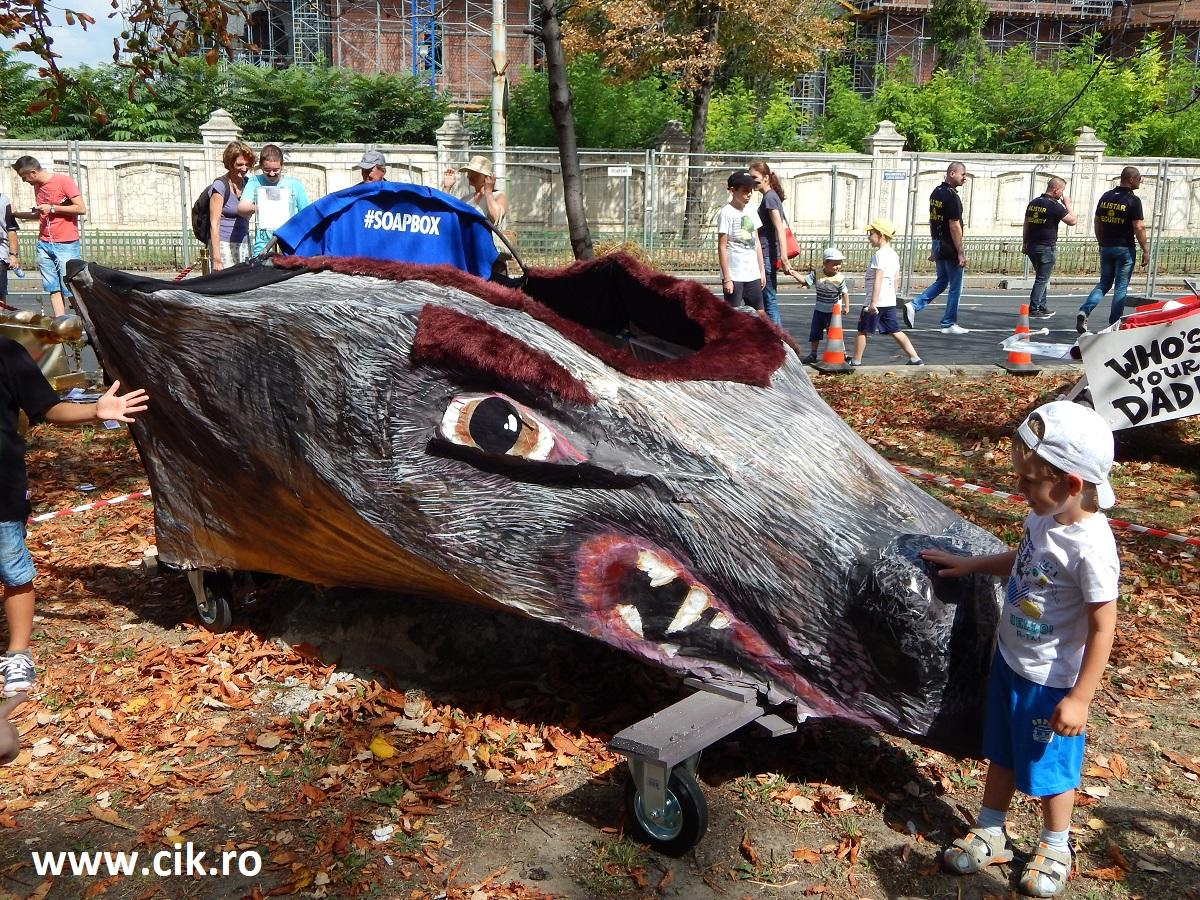 Red Bull Soapbox lup fioros