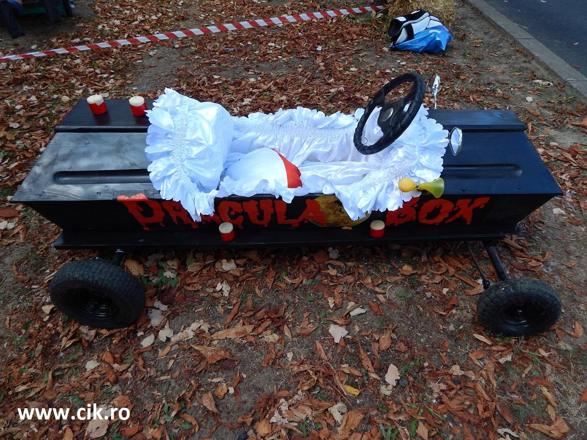 Red Bull Soapbox dracula box
