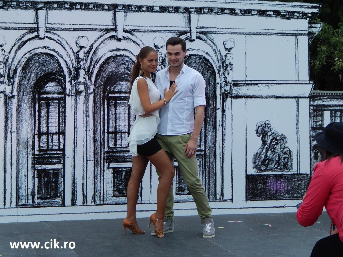 Creative Fest - Irina Baron & Alin Tudorie