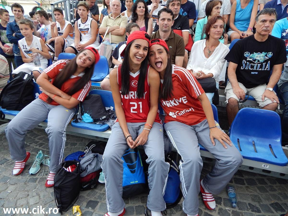 Turkey Basketball team 3x3eurotour