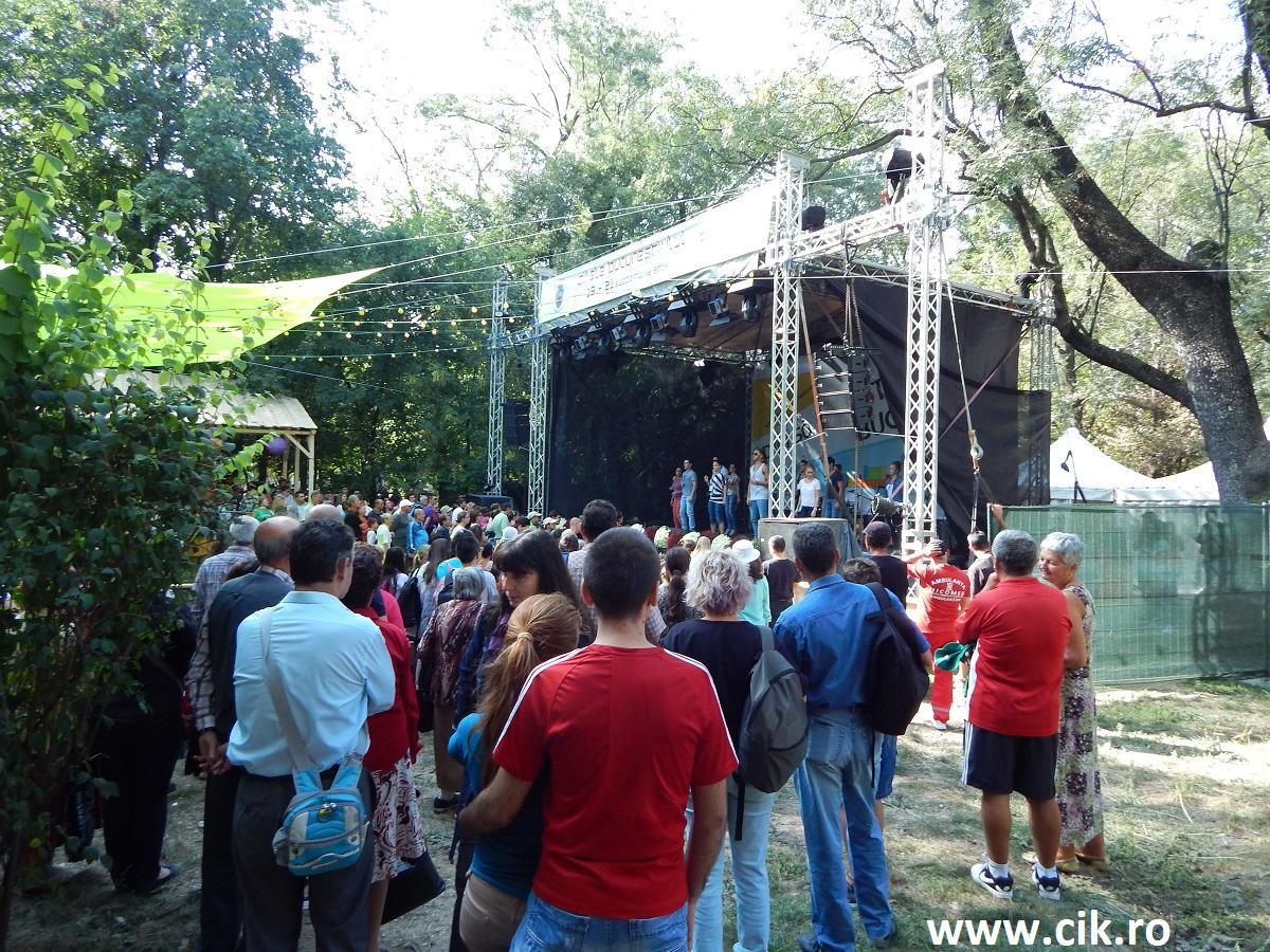 concert scena zilele bucurestiului parcul cismigiu