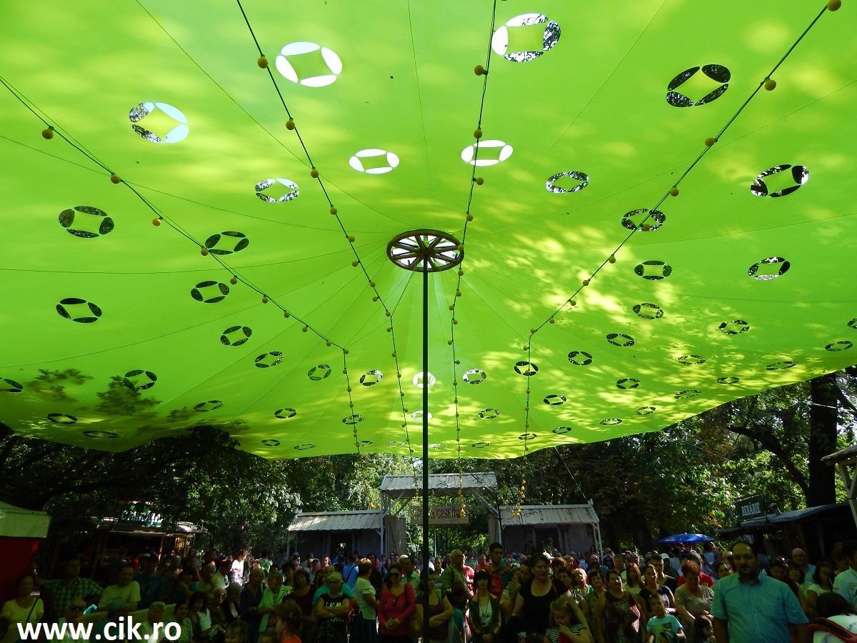 concert acoperis zilele bucurestiului parcul cismigiu