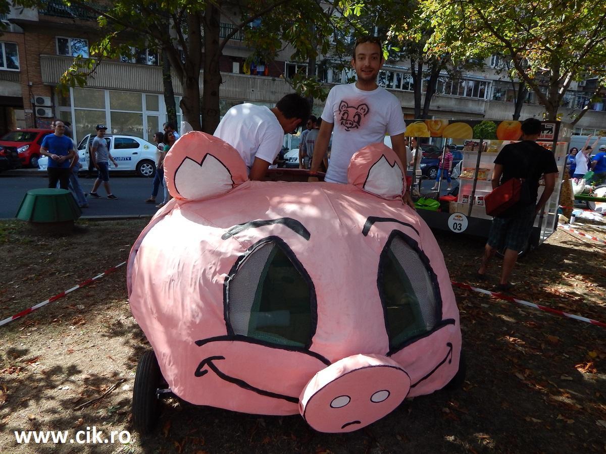 Red Bull Soapbox porc
