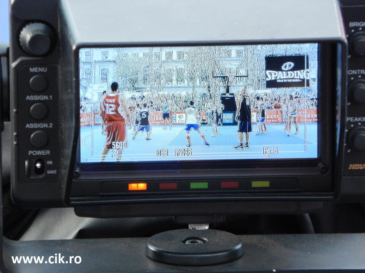 camera de filmat 3x3 eurotour