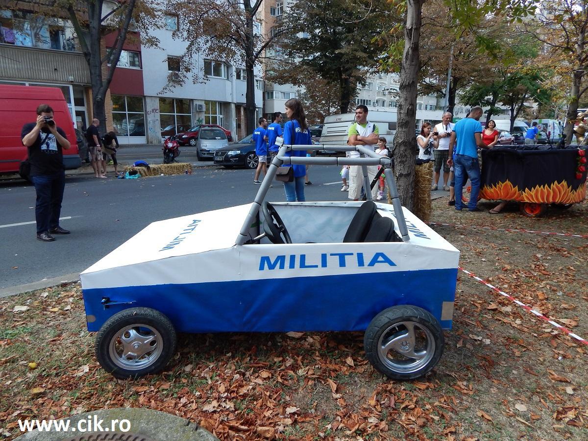 Red Bull Soapbox militia