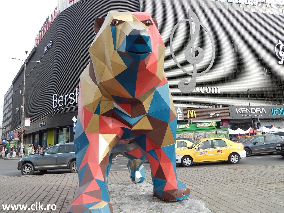 Dare to bear urs Bucuresti