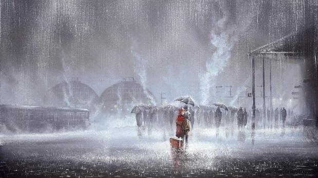Sarangbi Love Rain