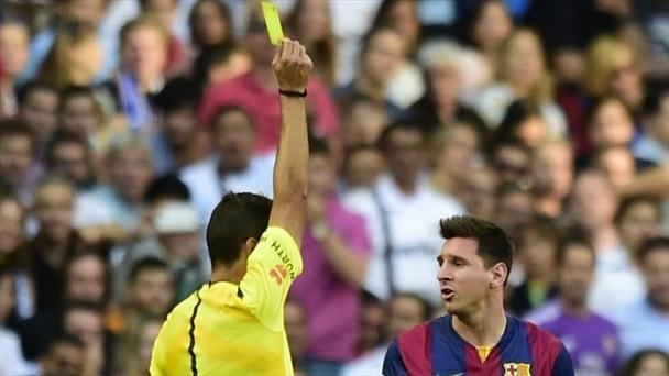 Real Madrid Barcelona Messi