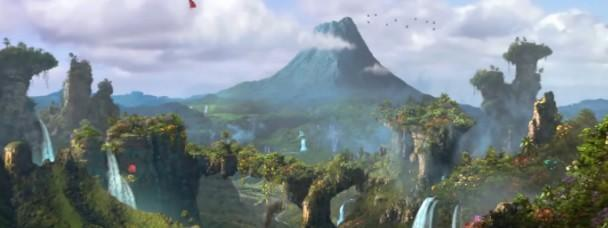 Journey 2 The Mysterious Island (2012) - Calatoria 2 Insula misterioasa