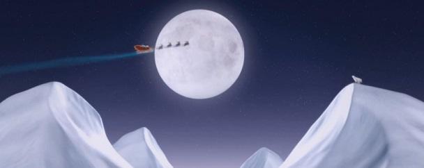 Arthur Christmas Marea cursa de Craciun