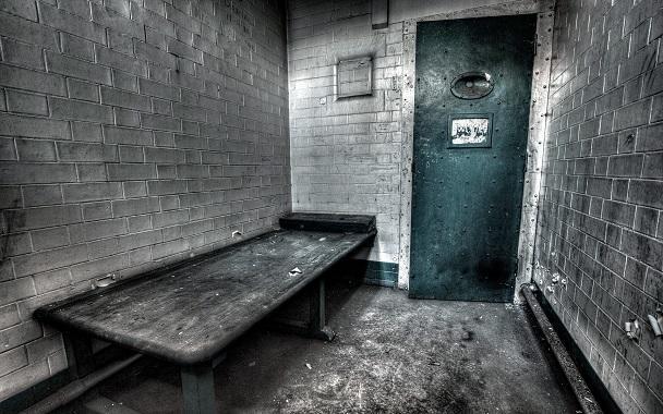celula condamnati inchisoare