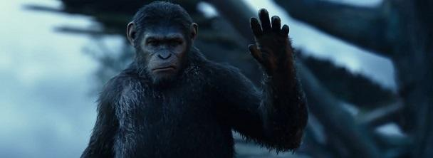 Dawn of the Planet of the Apes Planeta Maimutelor Revolutie