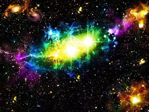 galaxie stele