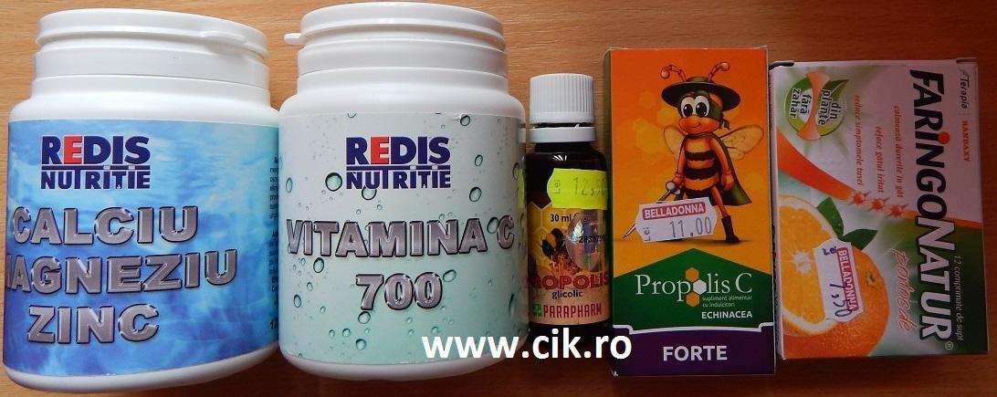 tratament natural imunitate