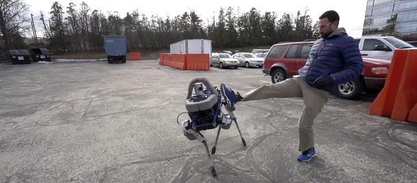 robot caine