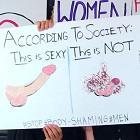 protest anti feminism