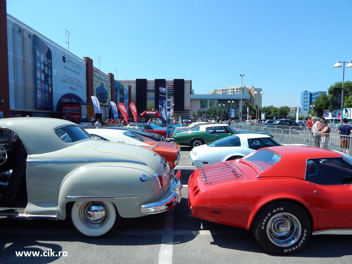 masini Retro American Muscle Cars 2015
