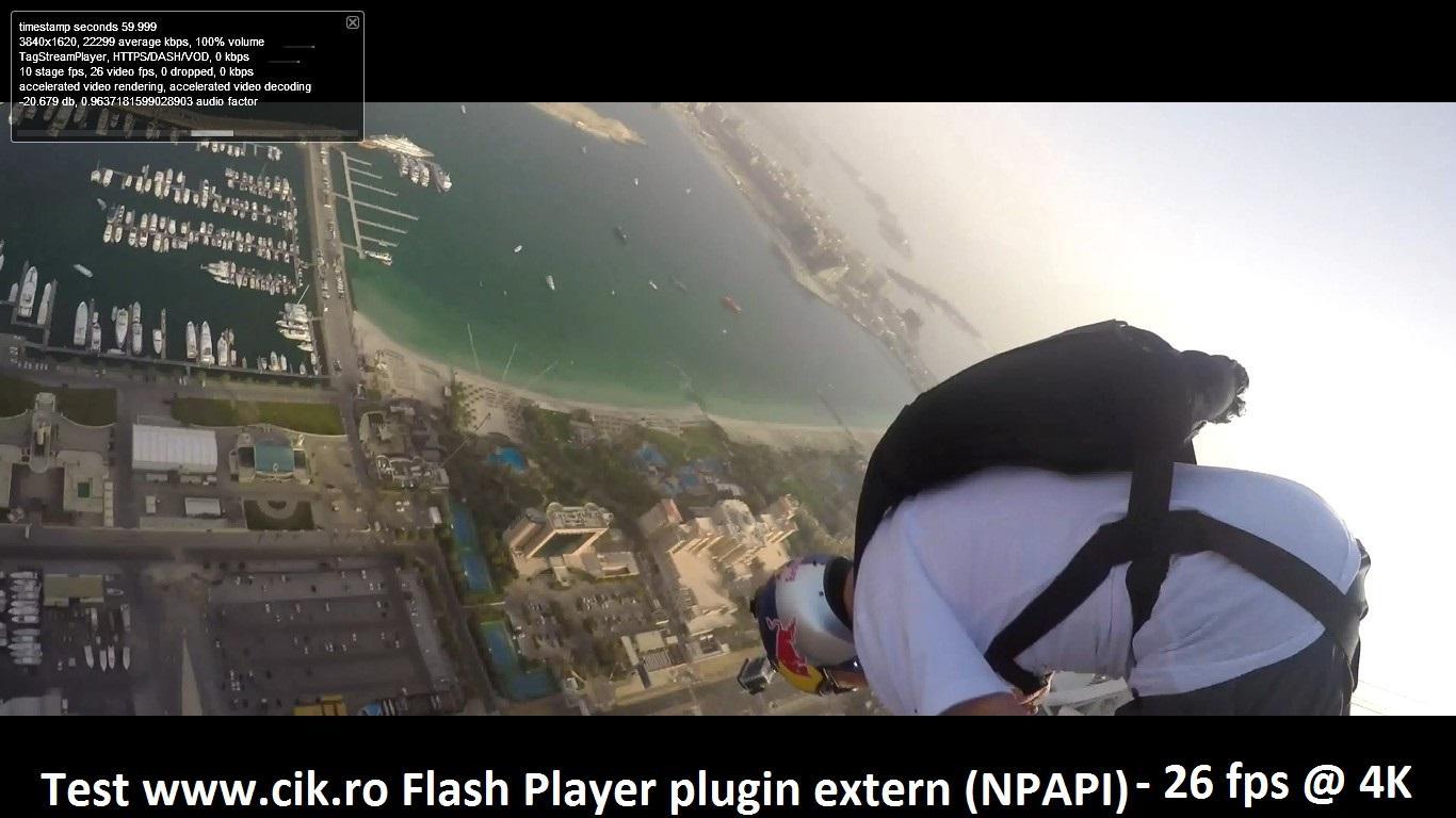 test flash plugin extern google chrome